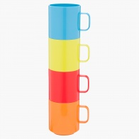 EcoFriendly Cup 400 ml - Set of 4
