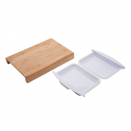 Chopping Board with Drawers