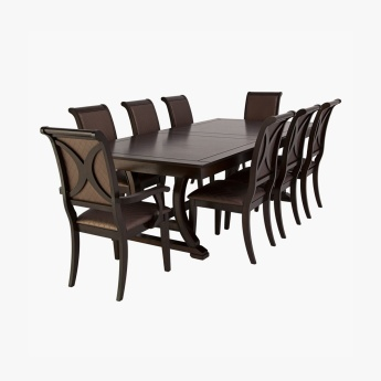 Andaman 8 Seater Dining Set Dining Sets Furniture Online Shopping At Ho