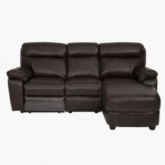 Chaplin Corner Sofa Right with Recliner