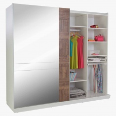 Octavio Sliding-door Wardrobe