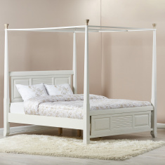 Louis King Poster Bed