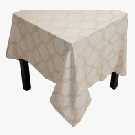 Ogee Table Cover - 180x300 cm