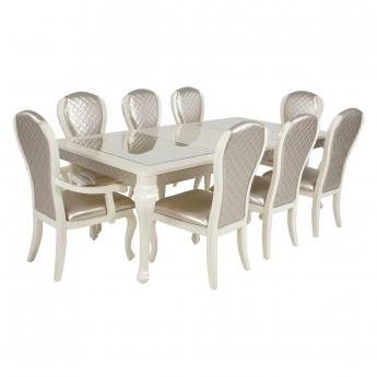 Juliette 8 Seater Dining Set Dining Sets Furniture