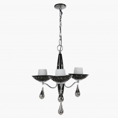 Moonbeam 3-light Chandelier