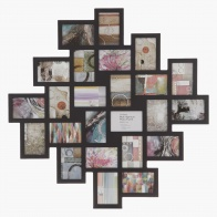 Lindsay Collage Photo Frame - 88x88x1.2 cms