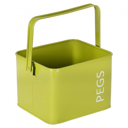 Gail Cloth Pegs Box