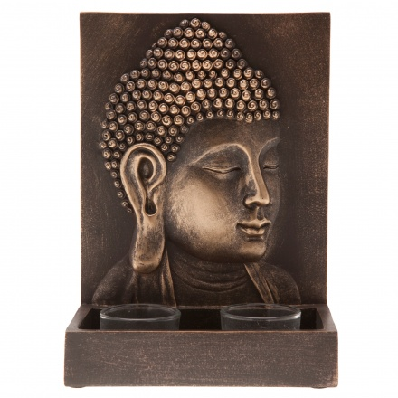 Buddha Spiritual Candle Holder