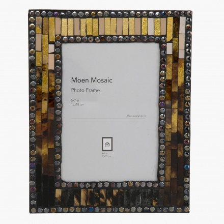Moen Mosaic Photo Frame - 5 x7 Inches