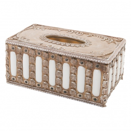 Majesty Tissue Box Cover