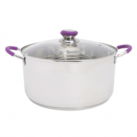 Insense Stockpot with Lid - 15 L
