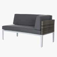 Evening Breeze Outdoor Left Lounge Chaise