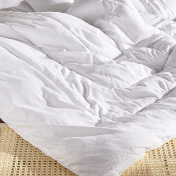 Micro Fresh Seer Sucker Duvet - 135x200 cms